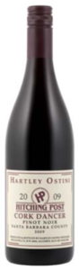 Hartley Ostini Hitching Post Cork Dancer Pinot Noir 2009, Santa Barbara County Bottle
