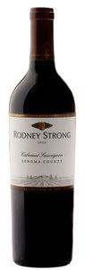 Rodney Strong Cabernet Sauvignon 2007, Sonoma County Bottle