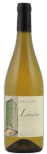 Sols & Sens Laudun Côtes Du Rhônes Villages Blanc 2010, Ac Bottle