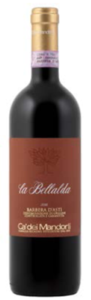 Ca' Dei Mandorli La Bellalda Barbera D'asti 2010, Docg Piedmont Bottle