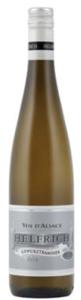 Helfrich Gewurztraminer 2010, Ac Alsace Bottle