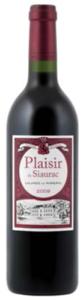 Plaisir De Siaurac 2009, Ac Lalande De Pomerol, 2nd Wine Of Château Siaurac Bottle