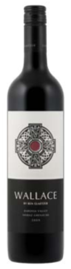 Wallace By Ben Glaetzer Shiraz/Grenache 2009, Barossa Valley, South Australia Bottle