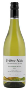Wither Hills Wairau Valley Sauvignon Blanc 2011, Marlborough, South Island Bottle