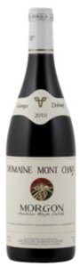 Georges Duboeuf Domaine Mont Chavy 2010, Ac Morgon Bottle