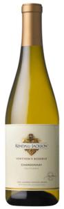 Kendall Jackson Vintner's Reserve Chardonnay 2009, California Bottle
