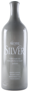 Mer Soleil Silver Unoaked Chardonnay 2010, Santa Lucia Highlands, Monterey County Bottle