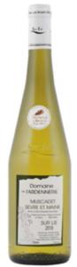 Domaine De L'ardennerie Muscadet Sèvre & Maine 2010, Ac, Sur Lie Bottle