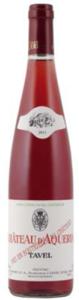 Château D'aquéria Tavel Rosé 2011, Ac Bottle