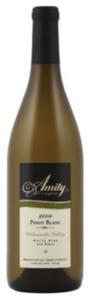 Amity Pinot Blanc 2008, Willamette Valley Bottle