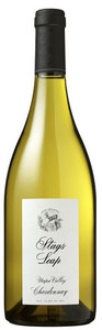 Stags' Leap Winery Chardonnay 2010, Napa Valley Bottle
