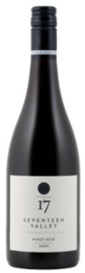 Mount Riley Seventeen Valley Pinot Noir 2009, Marlborough Bottle