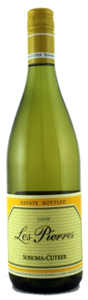 Sonoma Cutrer Les Pierres Vineyard Chardonnay 2009, Sonoma Valley Bottle