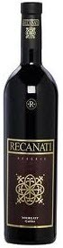Recanati Reserve Single Vineyard Merlot Kp 2007, Galilee Bottle