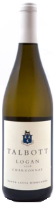 Talbott Logan Estate Sleepy Hollow Vineyard Chardonnay 2009, Santa Lucia Highlands, Monterey County Bottle