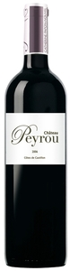 Chateau Peyrou 2007, Cotes De Castillon, Bordeaux Bottle