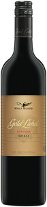 Wolf Blass Gold Label Shiraz 2008, Barossa, South Australia Bottle