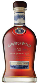 Appleton Estate 21 Year Old, Jamaica Bottle