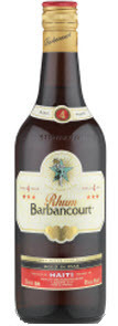 Barbancourt 3 Stars 4 Yr Dark Rhum, Haiti Bottle