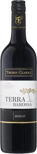 Thorn Clarke Terra Barossa Merlot 2010, Barossa Bottle