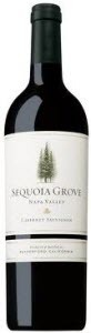 Sequoia Grove Cabernet Sauvignon 2007, Napa Valley Bottle
