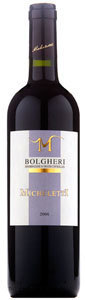 Micheletti Bolgheri 2003, Doc Bottle