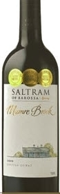 Saltram Of Barossa Mamre Brook Shiraz 2004, Barossa Valley, South Australia Bottle