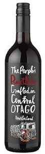 The People's Wine Pinot Noir 2010, Central Otago, South Island Bottle