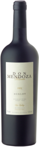 Don Mendoza Merlot (Kosher) 2009, Uco Valley, Mendoza Bottle