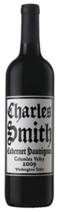 Chateau Smith Cabernet Sauvignon 2009, Columbia Valley Bottle