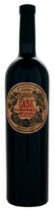 Rubicon Estate Cask Cabernet Sauvignon 2008, Rutherford, Napa Valley Bottle
