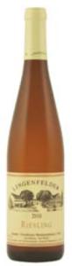 Lingenfelder Freinsheimer Musikantenbuckel Riesling Kabinett 2010, Deutscher Prädikatswein Bottle