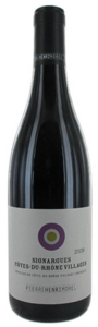 Pierre Henri Morel Signargues Côtes Du Rhône Villages 2009, Ac Bottle