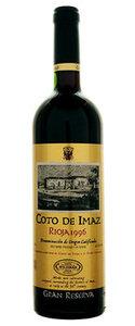 Coto De Imaz Gran Reserva 2001 Bottle