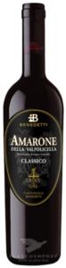 Benedetti Amarone Della Valpolicella Classico 2006, Doc Bottle