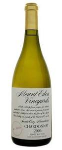 Mount Eden Vineyards Chardonnay 2009, Edna Valley, Wolff Vineyard Bottle