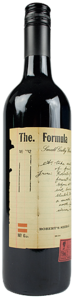 Small Gully Formula Robert's Shiraz 2006, South Australia Bottle