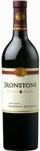 Ironstone Cabernet Sauvignon 2009, California Bottle