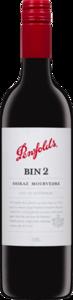 Penfolds Bin 2 Shiraz/Mourvèdre 2010, South Australia Bottle