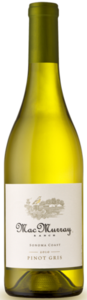 Macmurray Ranch Pinot Gris 2010, Sonoma Coast Bottle