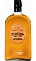 Bernheim Original Kentucky Straight Wheat Whiskey Bottle