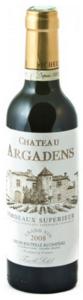 Château D'argadens 2007, Ac Bordeaux Supérieur Bottle