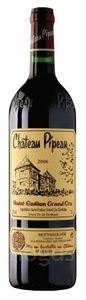 Château Pipeau 2008, Ac St émilion Grand Cru Bottle