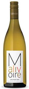 Malivoire Pinot Gris 2010, VQA Niagara Peninsula Bottle