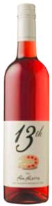 13th Street Pink Palette Rosé 2011, VQA Niagara Peninsula Bottle