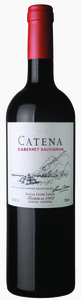 Catena Cabernet Sauvignon 2009, Mendoza Bottle