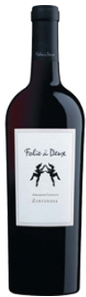 Folie À Deux Zinfandel 2008, Amador County Bottle