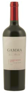 Gamma Reserva Privada Cabernet/Merlot 2008, Maipo Valley Bottle