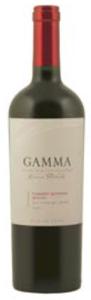 Gamma Reserva Privada Cabernet/Merlot 2008, Maipo Valley Bottle
