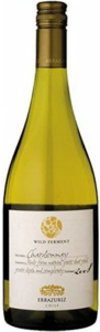 Errazuriz Wild Ferment Chardonnay 2010, Casablanca Valley Bottle